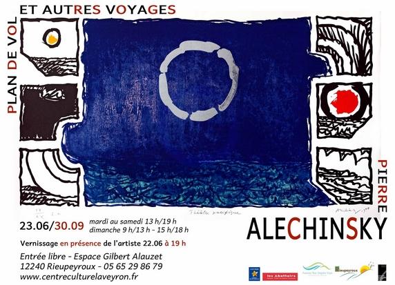 mail-com-expo-P.Alechinsky-plan-de-vol-et-autres-voyages-rieupeyroux